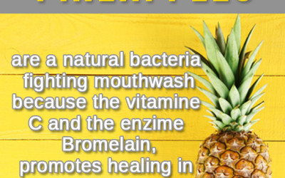 Fresh Pineapple Juice – Fights Infections and Kills Bacteria